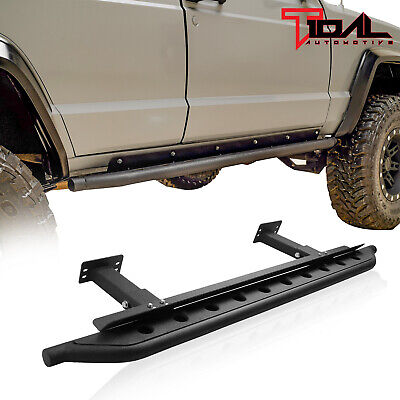 $324.99 • Buy Tidal Fit For 84-01 Jeep Cherokee XJ Off-road Jeep Rock Slider/Side Step