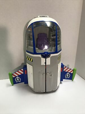 Buzz Lightyear Spaceship Playset - Toy Story Command Center • 8.68£