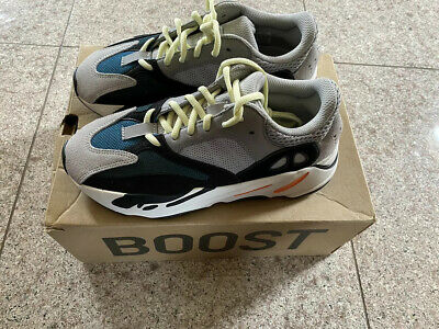 $ CDN955.20 • Buy Yeezy Boost 700 Wave Runner Size 6.5 In Hand Deadstock Authentic