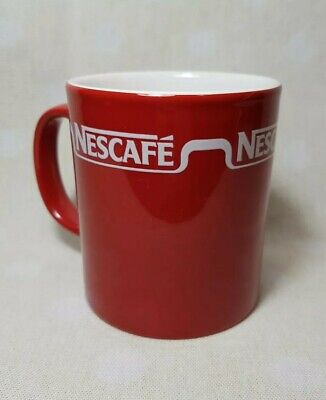 Nescafe Red Coffee Mug / Cup Promotional • 5£