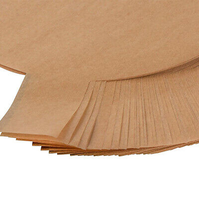For Cake Parchment Paper Liners Bar Non-Stick Round 8 Inch Kitchen 2020 • 8.78£