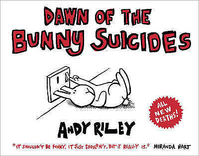 £2.99 • Buy Dawn Of The Bunny Suicides By Andy Riley (Paperback, 2011)