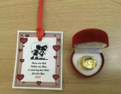 My Last Rolo Romantic Gift For Him/her Valentines Christmas All Occasions • 6.15£