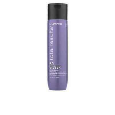 £8.99 • Buy Matrix Total Results So Silver Color Obsessed Shampoo 300ml