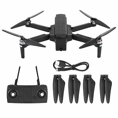 AU287.35 • Buy 2.4G SJRC F11 Foldable Drone Remote Control RC Quadcopter GPS 1080P 5G HD
