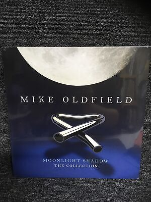 Mike Oldfield– Moonlight Shadow:The Collection [12'' VINYL LP] BRAND NEW Sealed • 10.95£
