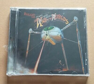 £3.99 • Buy Highlights From Jeff Wayne's Musical Version Of War Of The Worlds Cd Rock New