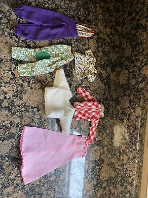 $ CDN8.89 • Buy Vintage Lot Of Barbie Doll & Clone Clothes And Accessories 1960's & 1970's