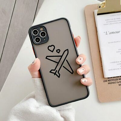 £5.44 • Buy Luxury World Map Travel Phone Case For IPhone 12 11 Pro XR XS Max X Clear