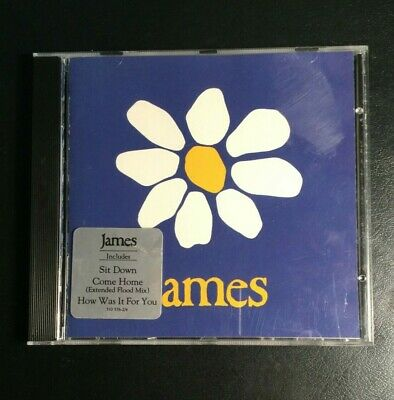 £17.28 • Buy James Self-titled S/t 1991 CD Best Of... W/ Extended Flood Mix Of Come Home RARE