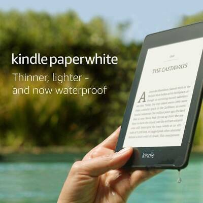 AU223.69 • Buy Kindle Paperwhite 32GB E-reader Waterproof 300ppi Free Xpress Post For Valentine