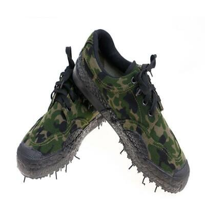 £21.99 • Buy Men's Camouflage Army Trainer Army Green Insulation Casual Shoes Plus Size