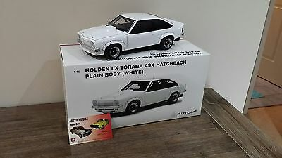 AU399.95 • Buy 1:18 Biante Holden LX SS A9X Torana Group C White, Limited To 1008 Made Only.