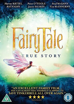 Fairy Tale - A True Story DVD (2015)Florence Hoath, Peter O'Toole, Harvey Keitel • 4.25£