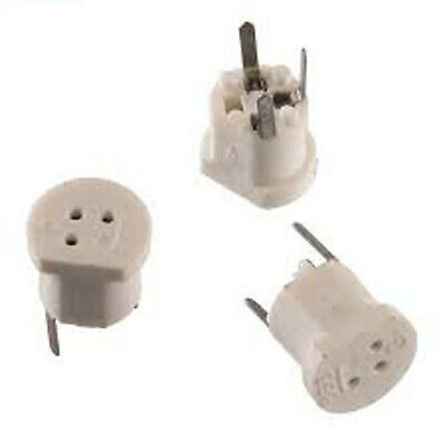£8.68 • Buy 3pcs 3x IC 3-Pin Transistor Socket For Testing TO-92 TO-18 TO-5 3-Lead US Sale