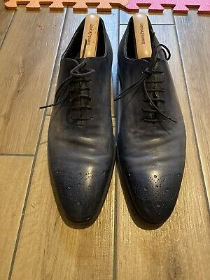 Russell And Bromley Moreschi Lace Up Shoes Size 10 Mens • 50£