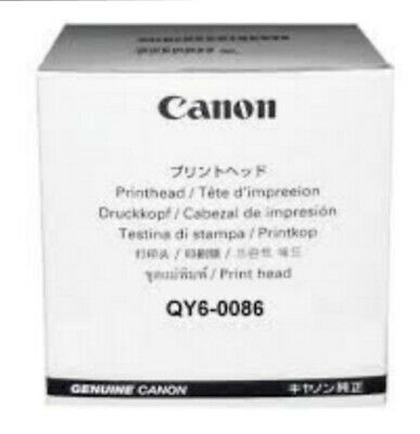 $ CDN156.12 • Buy Canon QY6-0086 Printhead - QY6-0086-000 - Print Head Unit For MX721 , MX722, MX9