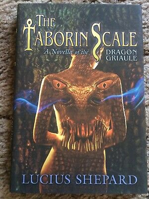 £14.87 • Buy THE TABORIN SCALE Lucius Shepard 1st Ed 1500 COPY SIGNED/LIMITED HC OUT OF PRINT