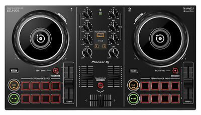Pioneer DDJ-200 Wireless DJ Controller For Streaming / Software Included • 99£
