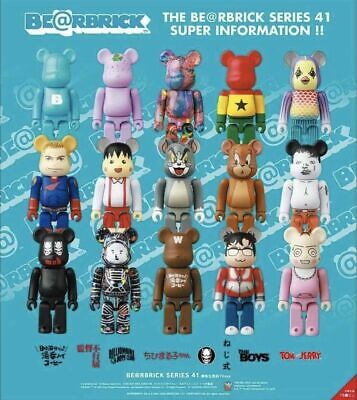 $99.99 • Buy Bearbrick Be@rbrick Series 41 100% By Medicom - You Pick! - Fast US Shipping.