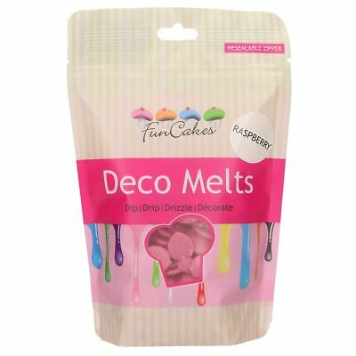 Candy Deco Melts Buttons Cake Pop - Raspberry 250g • 6.99£