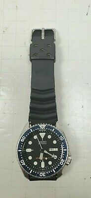 $ CDN285.94 • Buy Seiko SKX007 Diver Automatic Black Dial 7S26-0020 Men's Watch