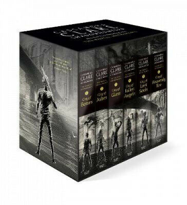 The Mortal Instruments Boxed Set (The Mortal Instruments) By Cassandra Clare • 36.58£