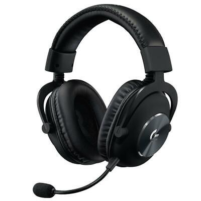 AU378.35 • Buy Logitech PRO X Wireless Over-Ear Gaming Headphone Headset With Blue Mic VO!CE