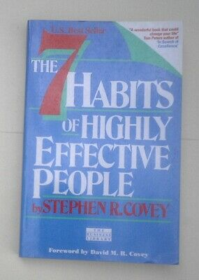 AU8.50 • Buy The 7 Habits Of Highly Effective People: Powerful Lessons, By Stephen R. Covey