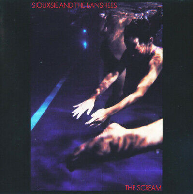 SIOUXSIE AND THE BANSHEES The Scream BLACK VINYL LP NEW & SEALED  • 16.99£