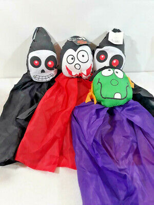 $ CDN30 • Buy Lot Of 4 Halloween Hanging Floating Decoration 20in ~ Ships FREE