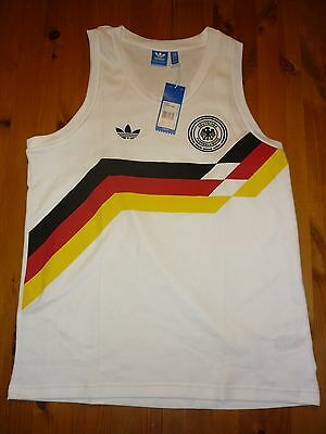 Adidas Germany Vest Top Size X-large Brand New With Tags • 19.99£