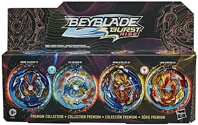 £28.33 • Buy Beyblade Burst Rise Hypersphere Premium Collection 4-Pack
