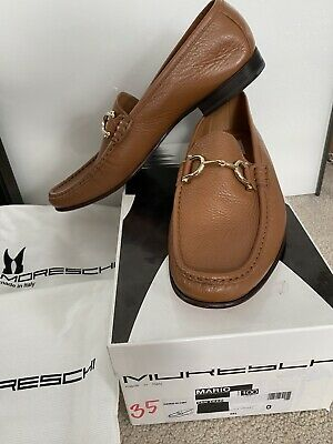 New Russell And Bromley Moreschi Mario Shoes, Size 10, RRP  £280 • 149£