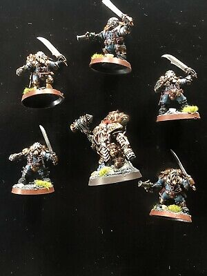 AU74.95 • Buy Warhammer Age Of Sigmar Kharadron Overlords Army Admiral &5 Arkanout Troops !!!!