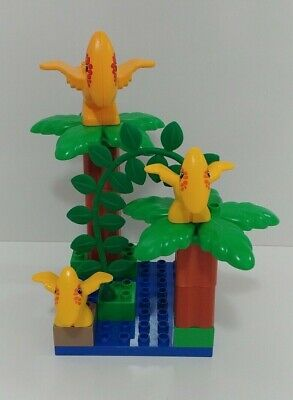 AU46.50 • Buy Lego Duplo Dinosaur Pteranodon Adult And Baby