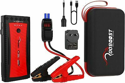 AU108.73 • Buy Jump Starter USB Quick Charge Smart Ultra Safe Car ROOBOOST RB-1500 Powerbank