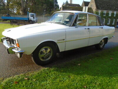 1974 Rover P6 3500 S Manual 5 Speed.  • 9,995£