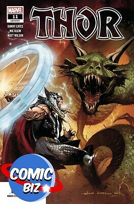Thor #11 (2021) 1st Printing Coipel Bagged & Boarded Marvel Comics • 3.65£