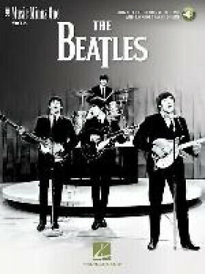 £15.20 • Buy The Beatles - Sing 8 Fab Four Hits With Demo And Backing Tracks Online: Music