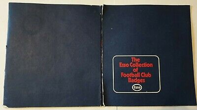Pre-owned Esso Collection Of Football Club Badges - Incomplete • 10£
