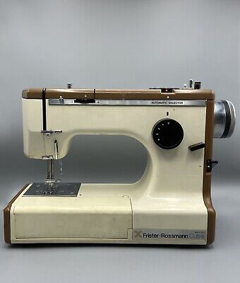Frister & Rossmann Cub 4 Sewing Machine For Heavy Duty Work + Some Accessories • 53£