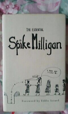 The Essential Spike Milligan, Spike Milligan, Very Good Book • 4.95£