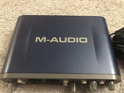 $100 • Buy M-Audio Fast Track Pro Digital Recording Interface W/ USB Cable