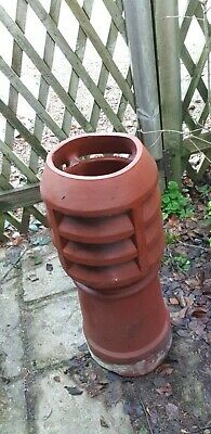 Louvre Clay Chimney Pot- 0.8mH • 50£