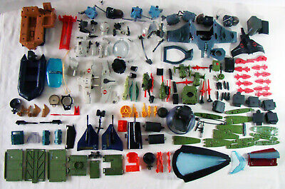 $ CDN21.50 • Buy VINTAGE Hasbro GI Joe VEHICLE PARTS And ACCESSORIES Lot!
