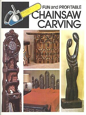 WITCO - Fun And Profitable Chainsaw Carving (How To E-Book) • 14.30£