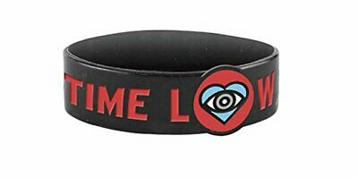 ALL TIME LOW Diecut Wristband • 3.99£