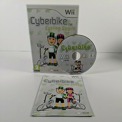 £6.29 • Buy CyberBike Cycling Sports - Nintendo Wii - PAL - Complete - Free P&P