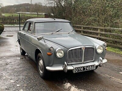 Rover P5 1962 Same Owner 22 Year • 6,950£